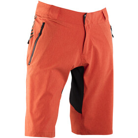 Race Face Stage Shorts Herrer, orange